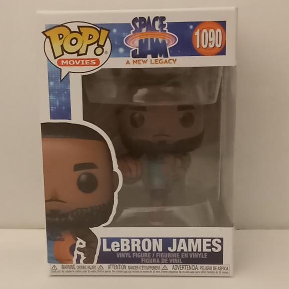 LeBron James Funko Pop